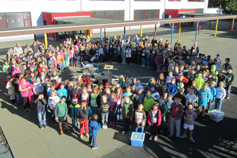 Schulbild Oktober 2015